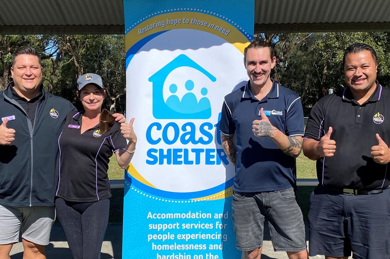 Coast Shelter Employees
